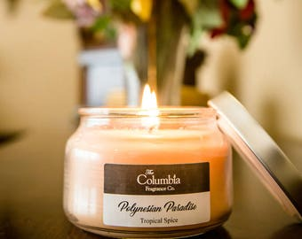 CANDLE Of The MONTH CLUB - 6 month membership, optional gift box