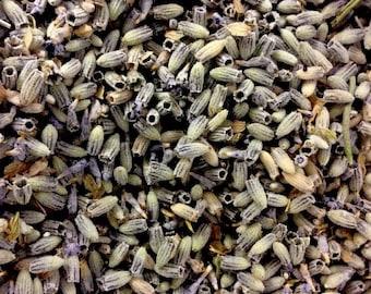 1/2 LB DRIED LAVENDER Buds/Flowers Bulk Lavender Crafts Weddings Gifts