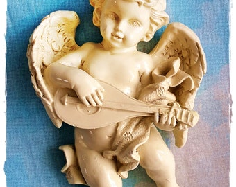 Silicone Mould ... Big Angel