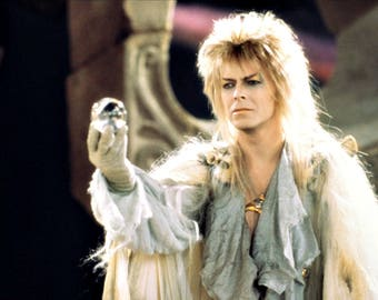 I will be your slave / Jareth inspired perfume (amber, vanilla, ylang ylang, leather, marshmallow, dark wood, coconut) vegan/indie fragrance