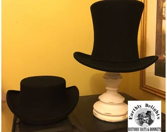 19th Century Stovepipe Tophat