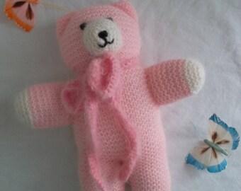 Pink my little bear