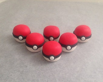 3D Pokemon Go Pokeballs, Pokemon party, birthday cake, birthday party
