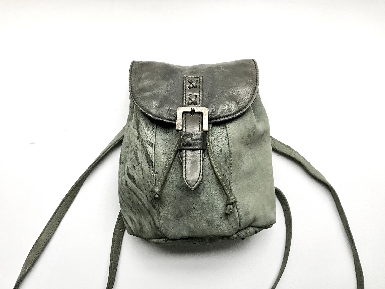 d6926e290e6e Small Real Leather Backpack- Fenix Toulouse Handball