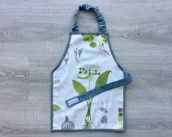 18-36 months Montessori apron boy/girl - the perfect gift - the best Montessori apron