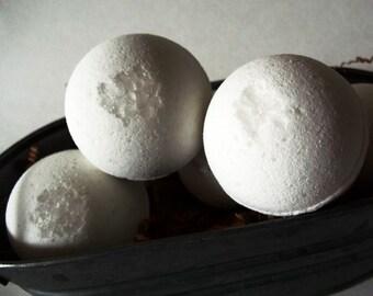Bath Bomb PURE - Unscented... Black Kettle