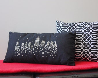 Decorative Pillow(s), Solid with Graphic or Patterned
