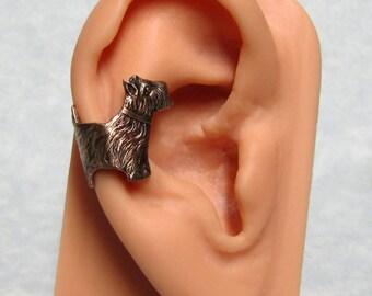 Terrier Dod Ear Cuff