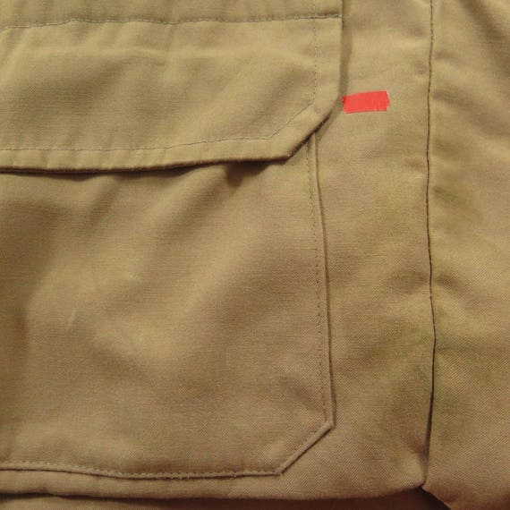 Mens USA Game Pocket Vintage X 50s 2 H36K M Jacket Made 10 Gabardine 2 Hunting XwSXpq