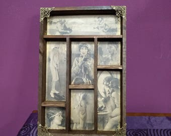 Vintage Glamour Mod.2 Cabinet of curiosities