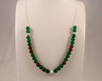 Ethnic, feminine and elegant long necklace