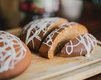 Homemade Rustic Sweet Limpa Bread