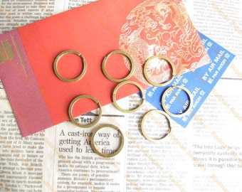 Split Ring / Key Ring - 25mm  - 20 pieces SK028