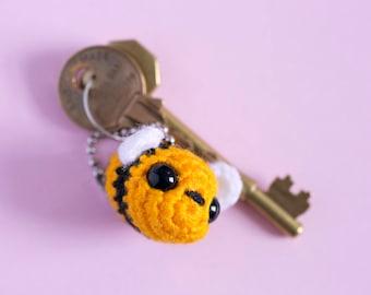 Crochet Amigurumi Bee