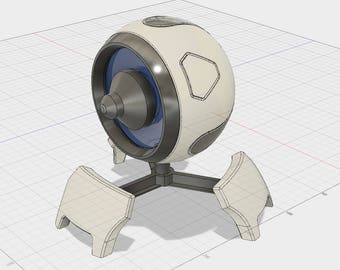 SYMMETRA ORB (overwatch) [3d files]