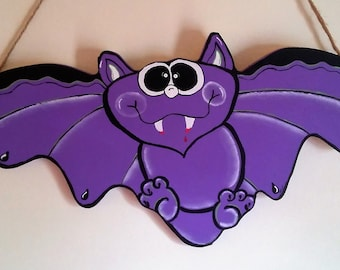 Vampire Bat sign