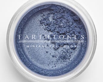 SAPPHIRE GLOW  - Mineral Eye Color (Eye Shadow)