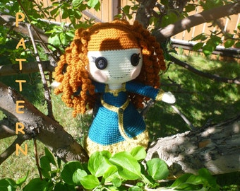 Amigurumi Doll Lalaloopsy Pattern : Alice in lalaloopsy land type doll pattern