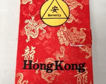 Hand made Alcoholics Anonymous Hardcover Big Book Cover - Hong Kong