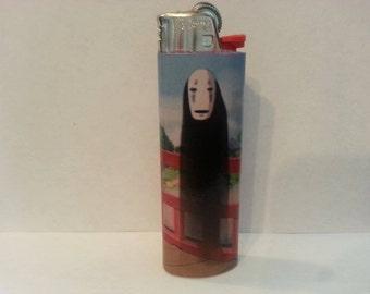 No Face from Spirited Away Lighter