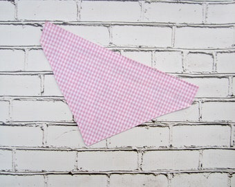 Pastel Garden Slip-On Bandana for Dogs