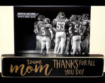 Team Mom Gift,Team Mom,Football Team Mom Gift,Football Coach Gift,Football Team Gift,Team Gift,Coach Gift,Gift for Team Mom,Gift for Coach