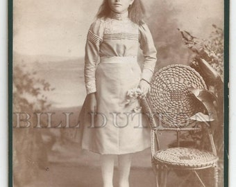Victorian Cabinet  Card   A Hinkins
