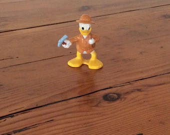 Donald Vintage adventurer figure