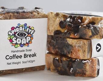 Coffee Break - Handmade Soap