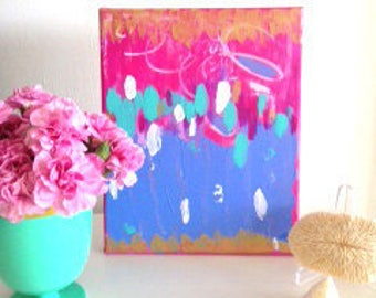 PIMLICO Original Abstract Painting