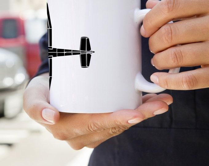 KillerBeeMoto:    Coffee Mug Cessna 182 Recreational Aircraft