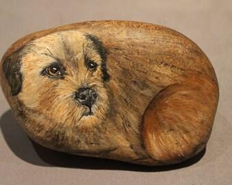 Collectible Border Terrier