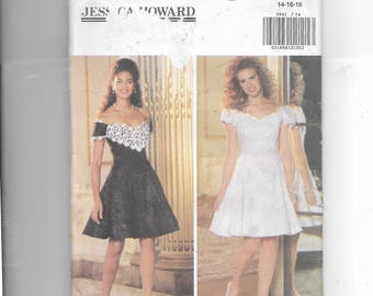 Butterick Misses' Dress Pattern 5841