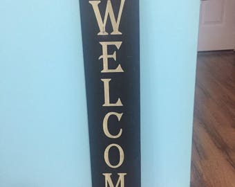 24 x 4 Welcome Sign