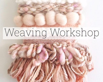 Learn to Weave workshop May 19th