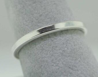 Plain Trinket Ring- Stackable