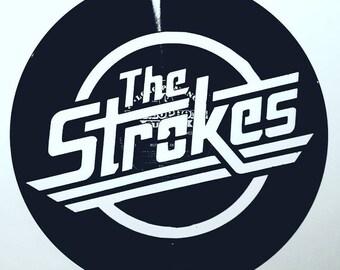 The Strokes - Vinyl Record Art