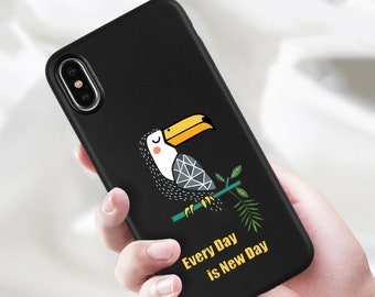 iPhone X Case iPhone 8 Case  iPhone 8 Plus Case iPhone 7 Plus Case  iPhone 7 Case  wild bird