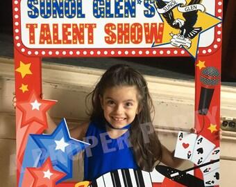 Talent Show - School Talent Show - Talent Show Prop - Talent Show Photo Prop - Magician - Singer - Dancer - Actor - Actress - Showstopper