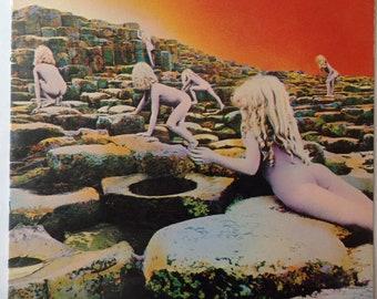 Led Zeppelin - Houses of the Holy Vinyl LP - Orig Atlantic Records SD 19130