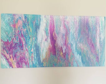 24 x 48 hand painted