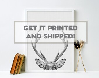 Get any art printed on Eco Friendly Archival Paper! Perfect as Gift! Gift For Her, Gift Idea, Poster, Housewarming Gift, Modern Print Art