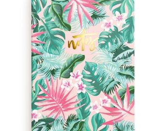 Aloha 6x8 Notebook
