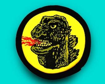 Godzilla parche