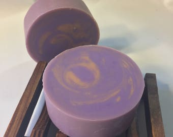 Lavender and Honey Handmade Soap 3.5 oz