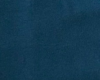 Teal - 10oz cotton/lycra knit fabric - 95/5 cotton/spandex jersey knit - By The Yard