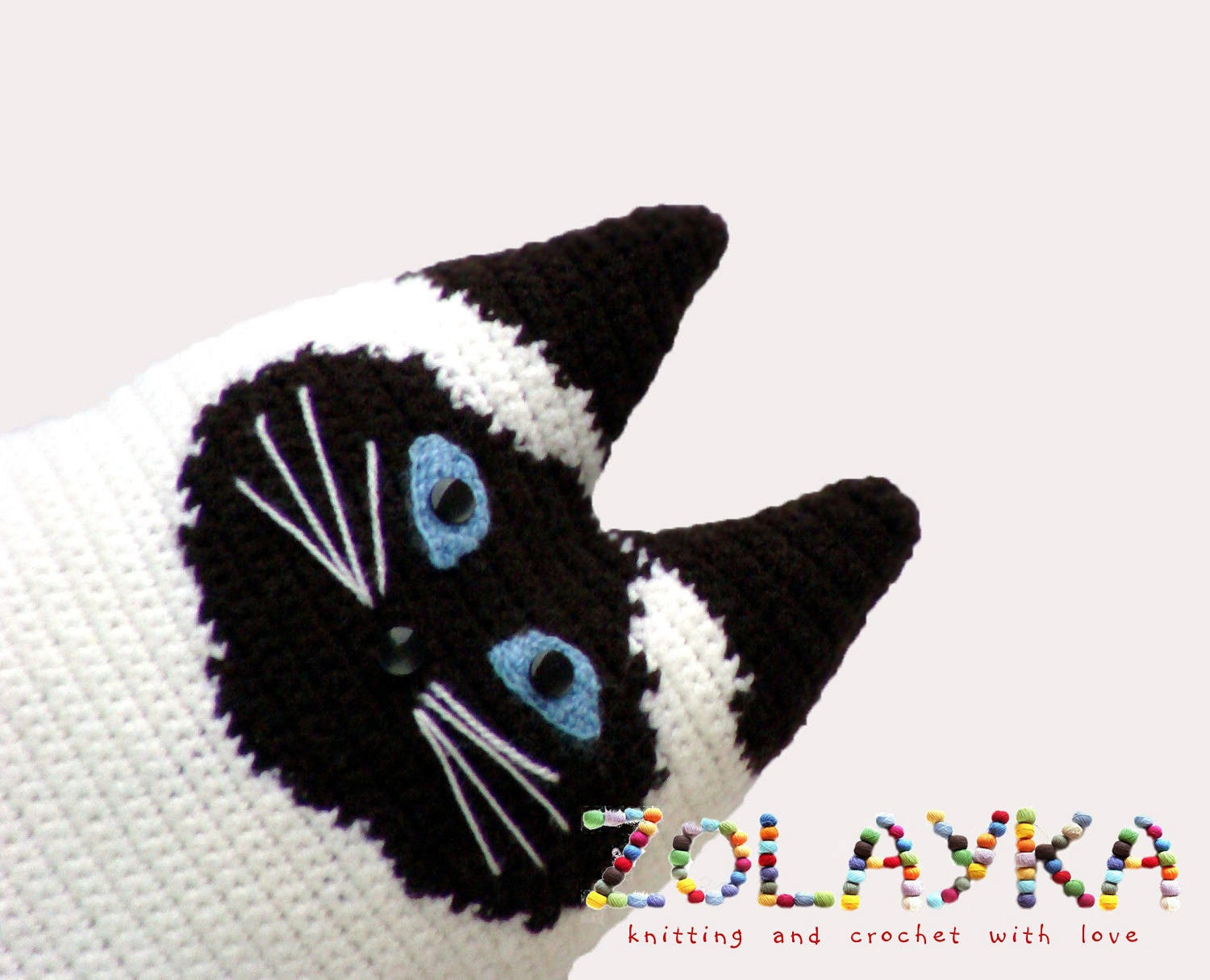 Personalized cat pillow pet memorial stuffed cat picture zoom bankloansurffo Choice Image