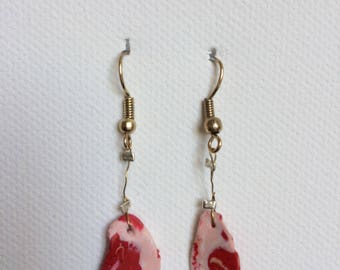 Meat Hook Earrings