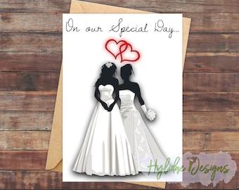LGBT Wedding Thank You (Brides)