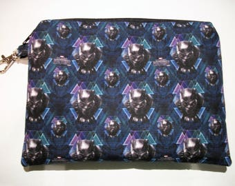 Marvel Black Panther Zipper Pouch